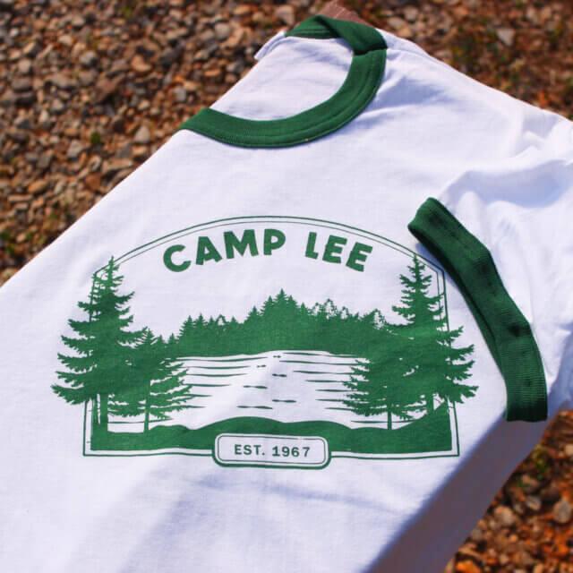 Ringer T-Shirt: $15